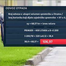 Nove cijene otpada u Zagrebu