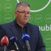Željko Lenart, glavni tajnik HSS-a
