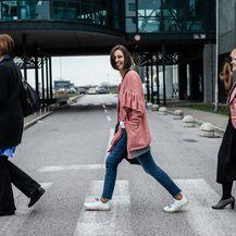 Ivana, Goranka i Irena hrabro koračaju zajedno u udruzi Nismo same