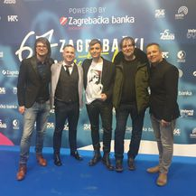 Marko Kutlić, Miroslav Rus, Aleksandar Čubrilo, Igor Ivanović, Marko Vojvodić