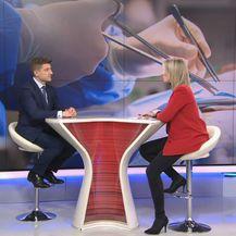 Zdravko Marić u Dnevniku Nove TV - 1
