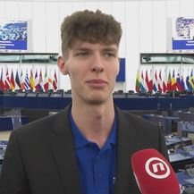 Mladi preuzeli Europski parlament - 2
