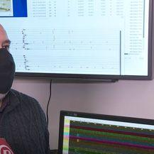 Tomislav Fiket, zamjenik ravnateljice Seizmološke službe