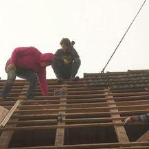 Saniranje krova u Strašniku