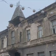 Centar Petrinje osam dana nakon potresa