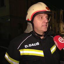 Darijo Gauš, zapovjednik Vatrogasnog stožera u Petrinju, o saniranju šteta od potresa