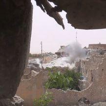 Ratne snimke s Bliskog istoka - 2