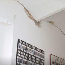 Škola uništena potresom u Banovini - 2