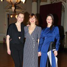 Lana Borić, Jadranka Đokić i Daria Lorenci Flatz