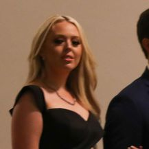Tiffany Trump i Michael Boulos