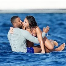 Michael B. Jordan i Lori Harvey - 2
