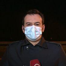 Dalibor Špadina i Rajko Horvat na mjestu nesreće - 4