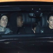 Kourtney Kardashian i Travis Barker