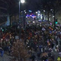 Prosvjed u Poljskoj zbog zabrane pobačaja - 5