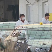 Istraga na mjestu ubojstva u Vodicama - 4