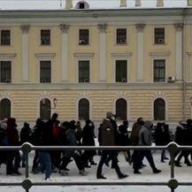 Prosvjed u Rusiji - 1