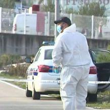Istražitelji na mjestu ubojstva Tedija Slamića