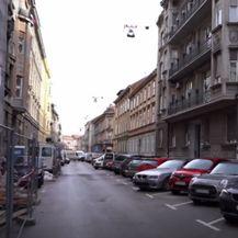 Ulica u centru Zagreba