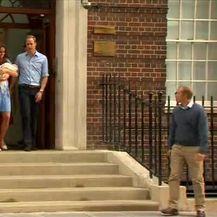 Kate i William napokon izašli pred javnost (Video: Reuters)