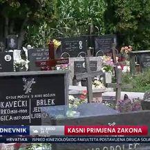 Kasni primjena zakona (Video: Dnevnik Nove TV)