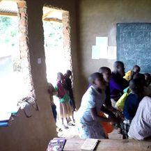 Volontiranje u Africi (Video: Dnevnik Nove TV)