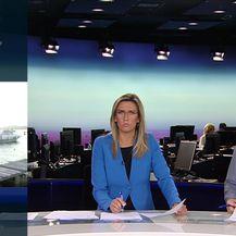 Ministar turizma Gari Cappelli gost Dnevnika Nove TV ( Video: Dnevnik Nove TV)