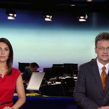 Barbara Štrbac uživo za Dnevnik Nove TV (Video: Dnevnik Nove TV)