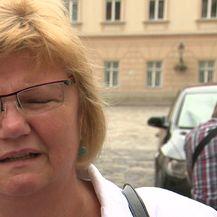 Nada Murganić, ministrica demografije, obitelji, mladih i socijalne politike, o djevojčici koju su roditelji ostavili ispred crkve (Video: Dnevnik.hr)