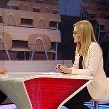 Ministrica Divjak o nastavku kurikularne reforme (Video: Dnevnik Nove TV)