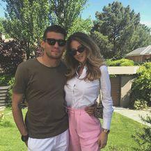 Izabel i Mateo Kovačić (Foto: Instagram)