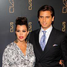 Scott Disick i Kourtney Kardashian (Foto: Profimedia)