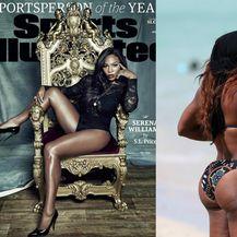 Serena Williams Fotosop (Foto: Profimedia)