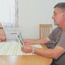Ivana Pezo Moskaljov i Jozo Sikora (Foto: Dnevnik.hr)