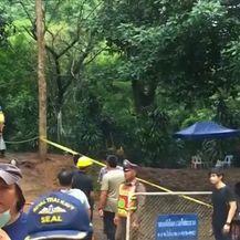 Akcija spašavanja dječaka i njihovog trenera (Video: AFP)