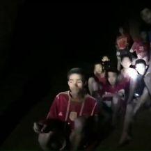 Dječaci zarobljeni u pećini morat će naučiti roniti (Foto: AFP) - 2