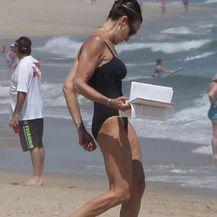 Sarah Jessica Parker na plaži (Foto: Profimedia)