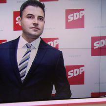 Barbara Štrbac uživo o sastanku Predsjedništva SDP-a (Video: Dnevnik Nove TV)