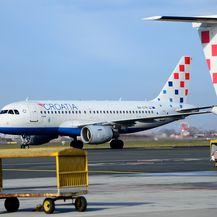 Croatia Airlines (Foto: Marko Prpic/PIXSELL)
