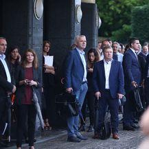 Vjerovnici Agrokora čekaju registraciju (Foto: Igor Soban/PIXSELL)