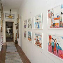 Andreja Živko otvorila je posjetiteljima vrata svoje bajkovite kuće u Đurđevcu
