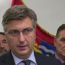 Premijer Andrej Plenković o nagodbi (Video: Dnevnik.hr)