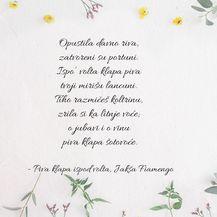 Najljepši stihovi iz pjesama Olivera Dragojevića - 2