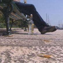 Šibenik zabranjuje alkohol na javnim površinama (Foto: Dnevnik.hr) - 1