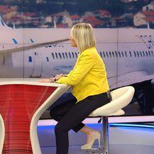 Sabina Tandara Knezović s ministrom Olegom Butkovićem (Foto: Dnevnik.hr) - 2