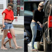 Jennifer voli nositi japanke brenda Havaianas