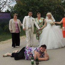 Slike s vjenčanja (Foto: Twitter) - 30