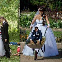 Slike s vjenčanja (Foto: Twitter)