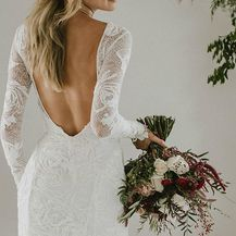 Najpopularnije vjenčanice na Pinterestu 2018. - 1