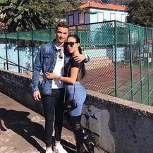 Ronaldo, Georgina (Foto: Instagram)
