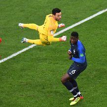 Francuska - Belgija (Foto: AFP)